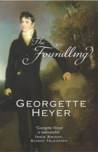 The Foundling - Georgette Heyer