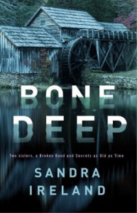 Bone Deep  - Sandra Ireland