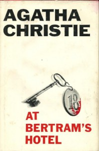 At Bertram's Hotel 1ST American Edition - Agatha Christie