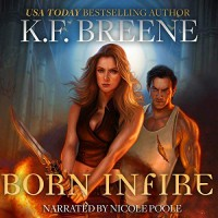 Born in Fire - K.F. Breene