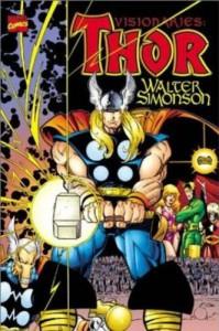 Thor Visionaries: Walter Simonson, Vol. 1 - Walter Simonson