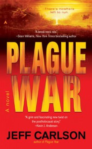 Plague War - Jeff Carlson