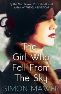 Girl Who Fell From The Sky - Simon Mawer