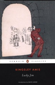 Lucky Jim - David Lodge, Kingsley Amis