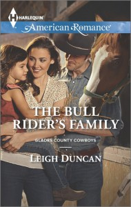 The Bull Rider's Family - Leigh Duncan