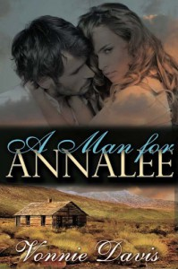 A Man for Annalee - Vonnie Davis