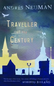 Traveller of the Century - Andrés Neuman