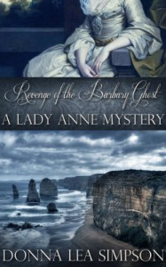 Revenge of the Barbary Ghost - Donna Lea Simpson