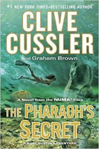 The Pharaoh's Secret - Clive Cussler, Graham Brown