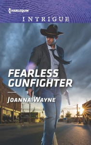 Fearless Gunfighter (The Kavanaughs) - Joanna Wayne