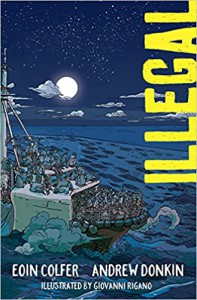 Illegal - Eoin Colfer, Andrew Donkin, Giovanni Rigano