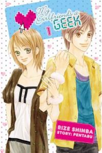 My Girlfriend's a Geek, Volume 1 - Pentabu, Rize Shinba