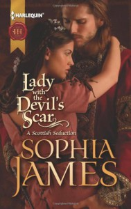 Lady with the Devil's Scar - Sophia James