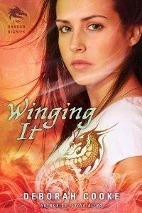 Winging It (The Dragon Diaries, #2) - Deborah Cooke