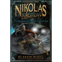 The Merman and The Moon Forgotten (Nikolas and Company, #1) - Kevin McGill