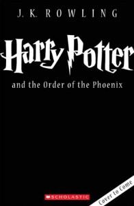Harry Potter and the Order of the Phoenix  - Mary GrandPré, Kazu Kibuishi, J.K. Rowling