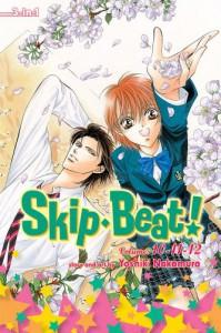 Skip Beat! (3-in-1 Edition), Vol. 4: Includes vols. 10, 11 & 12 - Yoshiki Nakamura