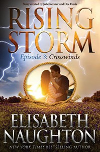 Crosswinds (Rising Storm) (Volume 3) - Elisabeth Naughton