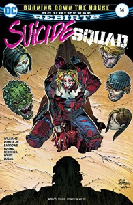 Suicide Squad (2016-) #14 - Rob Williams, Dean White, Adriano Lucas, John Romita, Richard Friend, Danny Miki, Eber Ferreira, Eddy Barrows