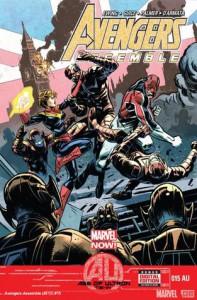 Avengers Assemble #15 AU - Al Ewing