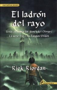 El ladrón del rayo (Percy Jackson y los dioses del Olimpo, #1) - Rick Riordan, Libertad Aguilera Ballester