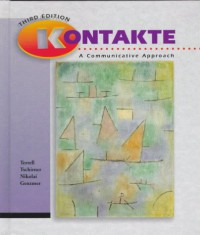 Kontakte: A Communicative Approach (Student Edition) - Tracy D. Terrell, Tracy D. Terrell