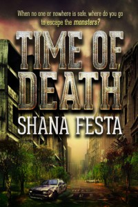 Time of Death: Induction (Time of Death #1) - Shana Festa