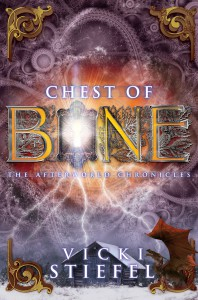 Chest of Bone (The Afterworld Chronicles Book 1) - Vicki Stiefel