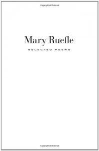 Selected Poems - Mary Ruefle