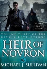 Heir of Novron - Michael J. Sullivan, Tim Gerard Reynolds