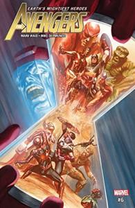 Avengers (2016-) #6 - Mark Waid, Mike Del Mundo, Alex Ross
