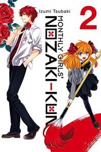 Monthly Girls' Nozaki-kun, Vol. 2 - Izumi Tsubaki