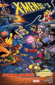 X-Men '92 (2016) #1 - Chris Sims, Chad Bowers, Alti Firmansyah, David Nakayama