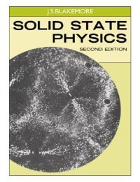 Solid State Physics - J.S. Blakemore