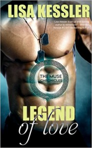 Legend of Love:  Muse of Epic Poetry - Callie - Lisa Kessler