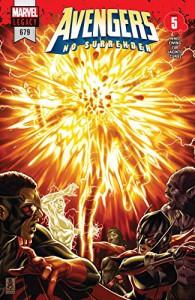 Avengers (2016-) #679 - Jim Zub, Al Ewing, Jacinto Benavente, Mark Brooks, Mark Waid