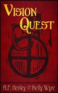 Vision Quest - A.F. Henley, Kelly Wyre