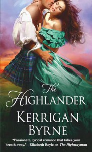 The Highlander - Kerrigan Byrne