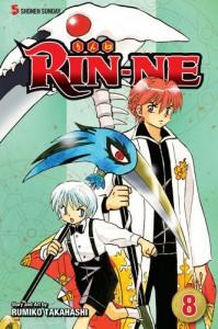 Rin-Ne 8 - Rumiko Takahashi