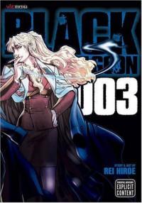 Black Lagoon, Volume 3 - Rei Hiroe