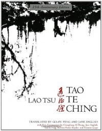 Lao Tsu: Tao Te Ching - Laozi, Gia-Fu Feng, Jane English