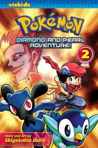 Pokémon: Diamond and Pearl Adventure!, Vol. 2 - Shigekatsu Ihara