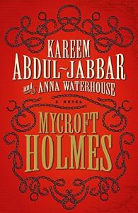 Mycroft Holmes - Anna Waterhouse, Kareem Abdul-Jabbar