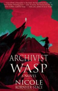 Archivist Wasp - Nicole Kornher-Stace