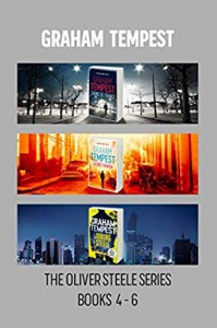 """The Oliver Steele Series"":Books 4-6 - Graham Tempest"