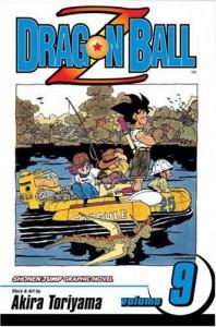 Dragon Ball Z, Vol. 9 - Akira Toriyama