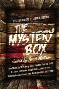Mystery Writers of America Presents The Mystery Box - Brad Meltzer