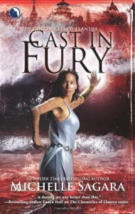 Cast in Fury - Michelle Sagara