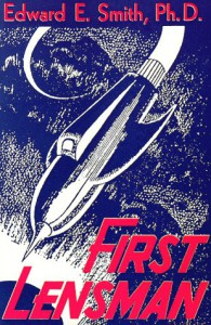 First Lensman (The Lensman Series, Book 2) - Edward E. Smith