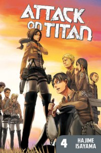 Attack on Titan, Volume 4 - Hajime Isayama
